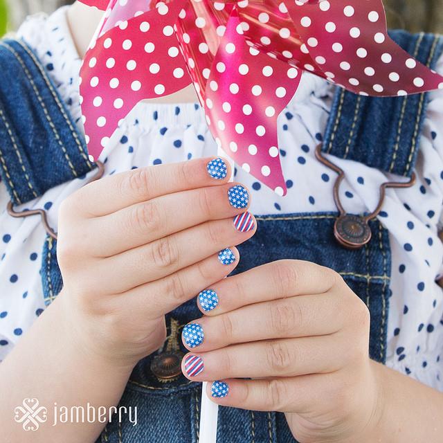 Applying Jamberry Juniors To Your Kids Megan Credit